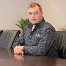 Pieter van Wyk - Fire and Security Manager