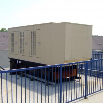 generator back-up system