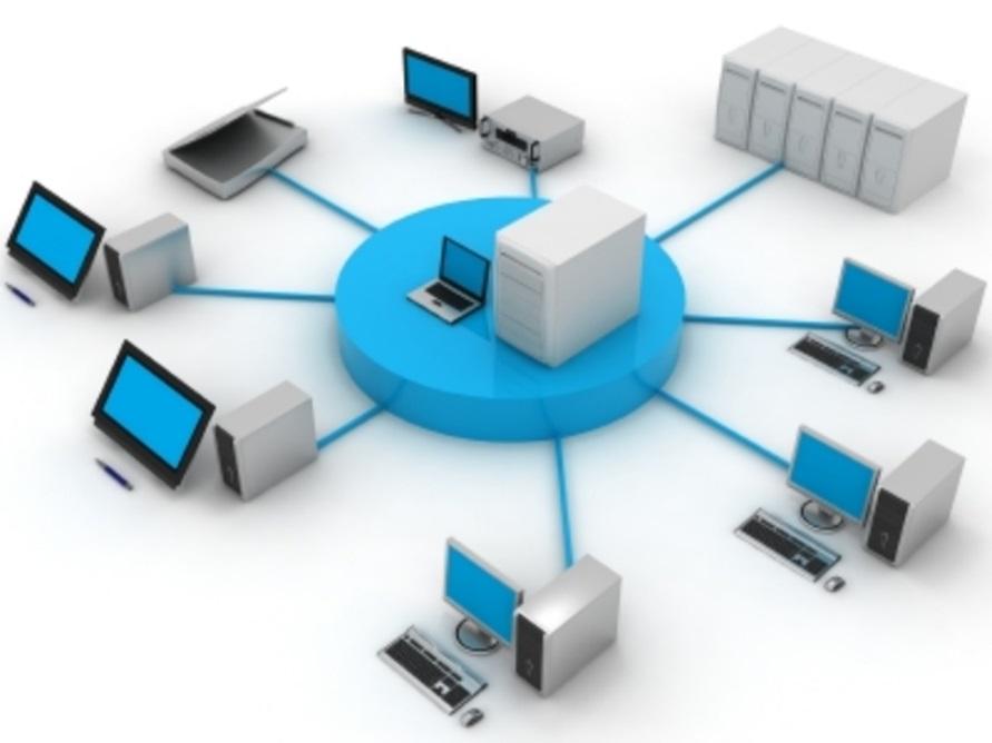 Office Network Setup - BT-SA